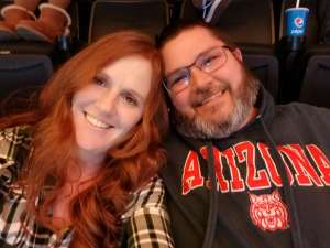 RICHARD attended Washington Wizards vs. Cleveland Cavaliers - NBA on Feb 21st 2020 via VetTix
