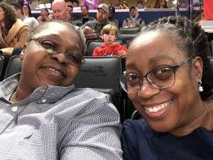 Angela attended Washington Wizards vs. Cleveland Cavaliers - NBA on Feb 21st 2020 via VetTix