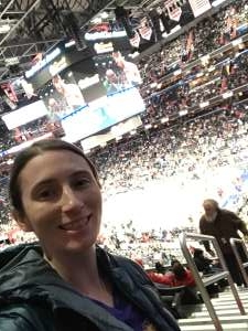 Ag attended Washington Wizards vs. Cleveland Cavaliers - NBA on Feb 21st 2020 via VetTix