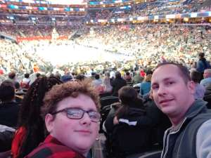 William attended Washington Wizards vs. Cleveland Cavaliers - NBA on Feb 21st 2020 via VetTix