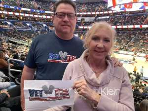 Click To Read More Feedback from Washington Wizards vs. Cleveland Cavaliers - NBA