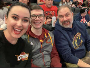 Mark attended Washington Wizards vs. Cleveland Cavaliers - NBA on Feb 21st 2020 via VetTix