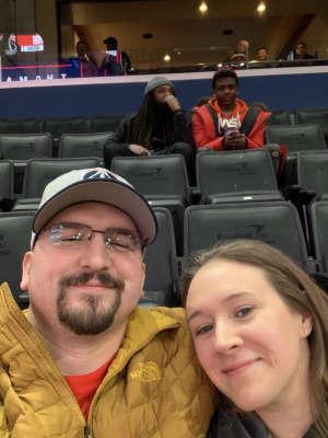 Travis attended Washington Wizards vs. Cleveland Cavaliers - NBA on Feb 21st 2020 via VetTix