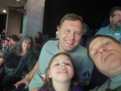mark attended Grand Canyon University Lopes vs. Chicago State - NCAA Men's Basketball on Feb 15th 2020 via VetTix