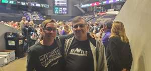 John attended Grand Canyon University Lopes vs. Chicago State - NCAA Men's Basketball on Feb 15th 2020 via VetTix