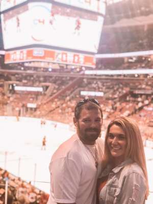 Corey attended Florida Panthers vs. Philadelphia Flyers - NHL on Feb 13th 2020 via VetTix