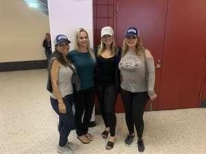 Alicia attended Florida Panthers vs. Philadelphia Flyers - NHL on Feb 13th 2020 via VetTix