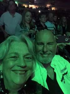 Walter attended Kiss: End of the Road World Tour on Feb 11th 2020 via VetTix