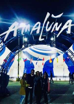 Maurice attended Cirque Du Soleil - Amaluna on Feb 6th 2020 via VetTix