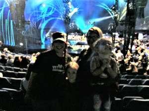 Kimberly attended Cirque Du Soleil - Amaluna on Feb 6th 2020 via VetTix