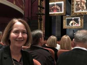 Kathy attended The King's Speech on Feb 12th 2020 via VetTix