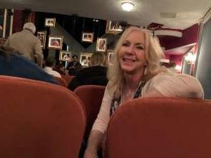 Kristin attended The King's Speech on Feb 12th 2020 via VetTix