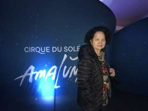 Punyaphol attended Cirque Du Soleil - Amaluna on Feb 13th 2020 via VetTix
