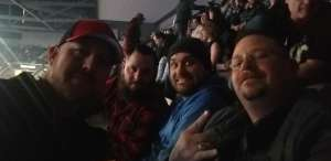 Joshua attended Korn & Breaking Benjamin Winter Tour on Feb 13th 2020 via VetTix