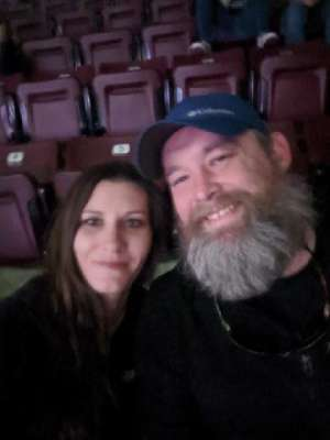 Austin attended Korn & Breaking Benjamin Winter Tour on Feb 13th 2020 via VetTix