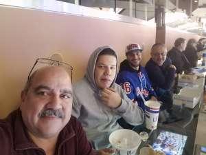 David attended New York Rangers vs. Toronto Maple Leafs - NHL on Feb 5th 2020 via VetTix
