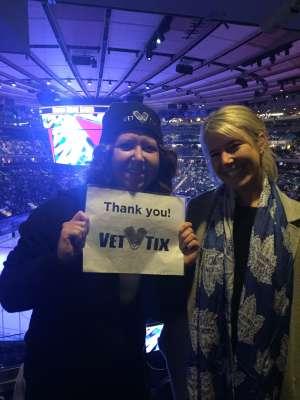 Kimberly attended New York Rangers vs. Toronto Maple Leafs - NHL on Feb 5th 2020 via VetTix
