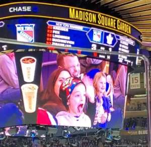 Brian attended New York Rangers vs. Toronto Maple Leafs - NHL on Feb 5th 2020 via VetTix