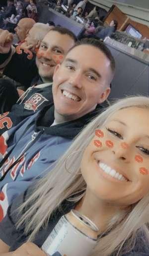 Toni attended New York Rangers vs. Toronto Maple Leafs - NHL on Feb 5th 2020 via VetTix