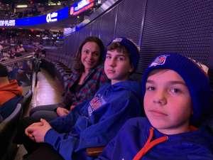 Keith attended New York Rangers vs. Buffalo Sabres - NHL on Feb 7th 2020 via VetTix