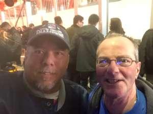 David attended New York Rangers vs. Buffalo Sabres - NHL on Feb 7th 2020 via VetTix