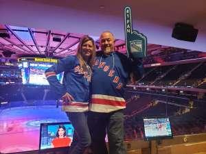 Barry attended New York Rangers vs. Buffalo Sabres - NHL on Feb 7th 2020 via VetTix