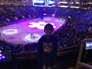 Tony attended New York Rangers vs. Buffalo Sabres - NHL on Feb 7th 2020 via VetTix