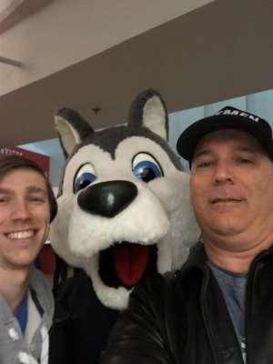 Chris attended Jacksonville Icemen vs. Norfolk Admirals - ECHL on Feb 26th 2020 via VetTix