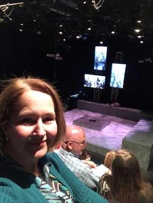 Kathy P attended Ordinary Days on Mar 8th 2020 via VetTix