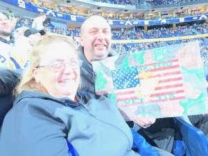 Eugene attended Buffalo Sabres vs. Columbus Blue Jackets - NHL on Feb 13th 2020 via VetTix