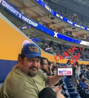 charles attended Buffalo Sabres vs. Columbus Blue Jackets - NHL on Feb 13th 2020 via VetTix