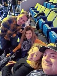 JuanRaul attended Buffalo Sabres vs. Columbus Blue Jackets - NHL on Feb 13th 2020 via VetTix