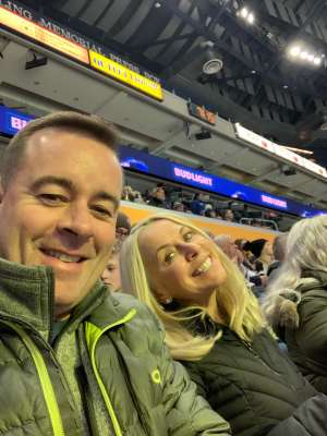 Adam attended Buffalo Sabres vs. Columbus Blue Jackets - NHL on Feb 13th 2020 via VetTix