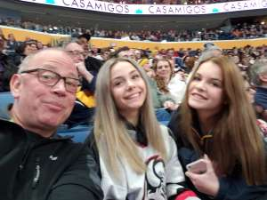 Jeffrey attended Buffalo Sabres vs. Columbus Blue Jackets - NHL on Feb 13th 2020 via VetTix