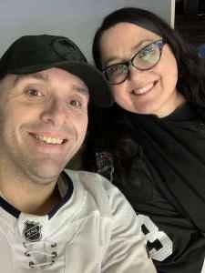 Nicolas attended Buffalo Sabres vs. Columbus Blue Jackets - NHL on Feb 13th 2020 via VetTix