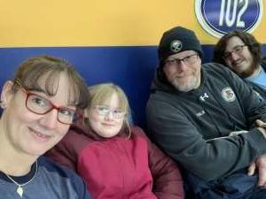 Greg attended Buffalo Sabres vs. Columbus Blue Jackets - NHL on Feb 13th 2020 via VetTix