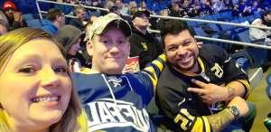Luis attended Buffalo Sabres vs. Columbus Blue Jackets - NHL on Feb 13th 2020 via VetTix
