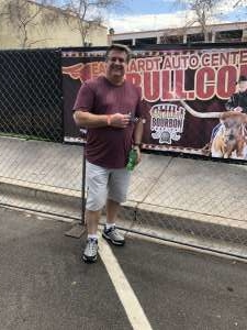 Robert D attended Chili Bourbon & Beer Festival on Feb 29th 2020 via VetTix