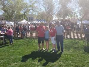 Greg attended Chili Bourbon & Beer Festival on Feb 29th 2020 via VetTix