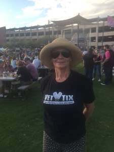 Acc Banker attended Chili Bourbon & Beer Festival on Feb 29th 2020 via VetTix