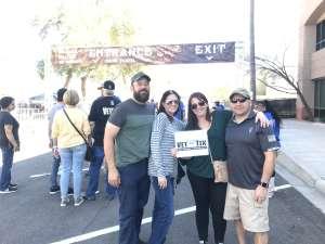LTrevino attended Chili Bourbon & Beer Festival on Feb 29th 2020 via VetTix