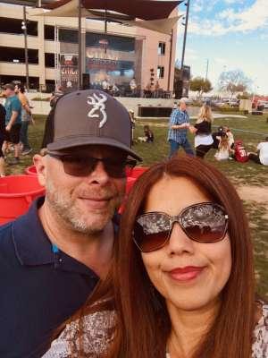 Eric D attended Chili Bourbon & Beer Festival on Feb 29th 2020 via VetTix