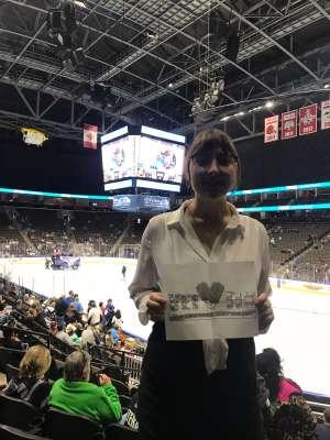 Katie attended Jacksonville Icemen vs. Newfoundland Growlers - ECHL on Mar 1st 2020 via VetTix