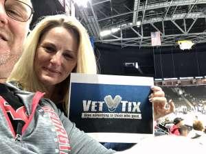 Vence attended Jacksonville Icemen vs. Newfoundland Growlers - ECHL on Mar 1st 2020 via VetTix
