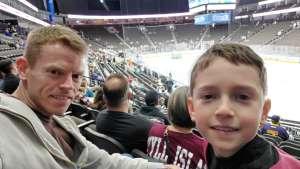 Dave R. attended Jacksonville Icemen vs. Newfoundland Growlers - ECHL on Mar 1st 2020 via VetTix