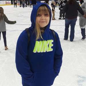 The Thomas Family attended Jacksonville Icemen vs. Newfoundland Growlers - ECHL on Mar 1st 2020 via VetTix