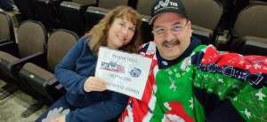 George attended Jacksonville Icemen vs. Newfoundland Growlers - ECHL on Mar 1st 2020 via VetTix