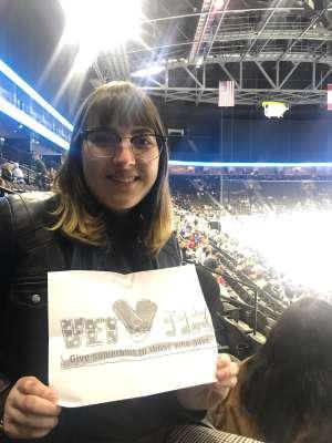 Katie attended Jacksonville Icemen vs. Norfolk Admirals - ECHL on Feb 28th 2020 via VetTix