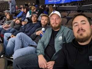 Joe Bougie attended Jacksonville Icemen vs. Norfolk Admirals - ECHL on Feb 28th 2020 via VetTix