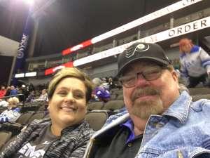 Jim attended Jacksonville Icemen vs. Norfolk Admirals - ECHL on Feb 28th 2020 via VetTix
